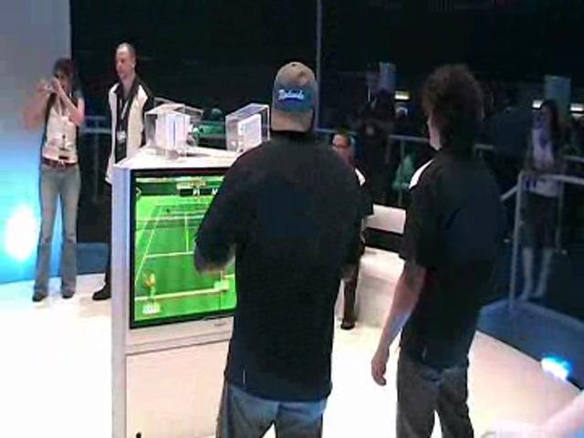 Nintendostand E3 2006