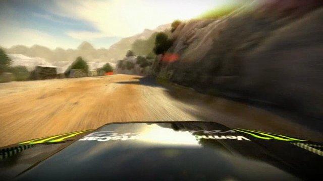 E3-Spielszenen, Teil 3 - Motorhaube