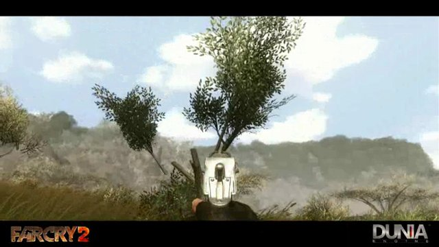 Tech-Demo Bäume