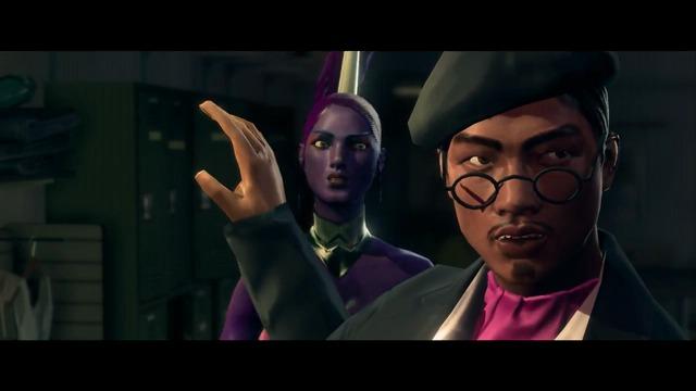 Gangstas in Space-DLC