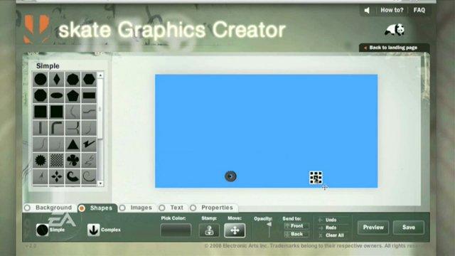 Entwickler-Vorstellung Graphics Create