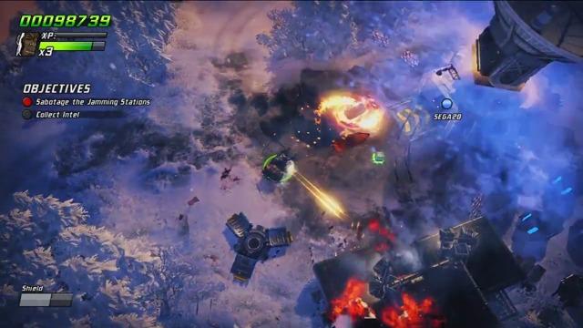 Cold Strike-Trailer (DLC)