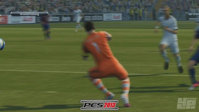 FIFA13/PES13 - Animationen