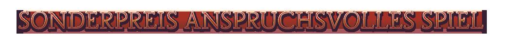 Anspruchsvolles Spiel Sonderpreis 2017: 'Cuphead'
